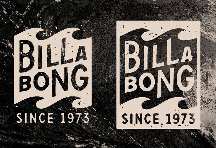 Billabong by Dan Cassaro.