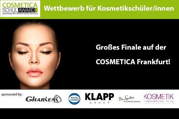 COSMETICA Stuttgart: KOSMETIK international Messe