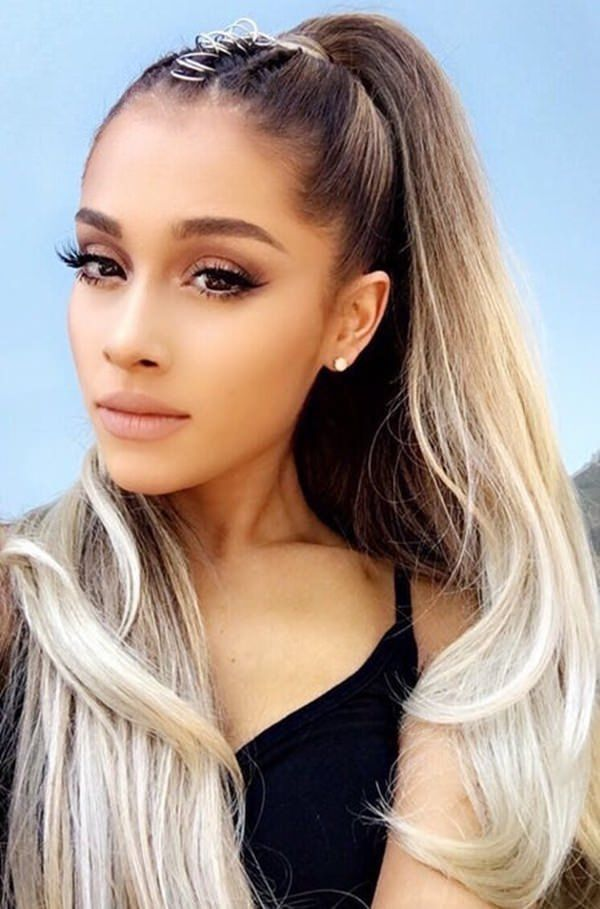 65 fabulous Ariana Grande hairstyles that you will love