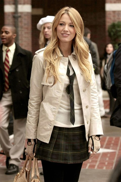 46ad36371 The Best Fashion Moments on  Gossip Girl