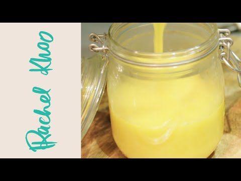 Recipe: Lemon curd {plus video} - Rachel Khoo