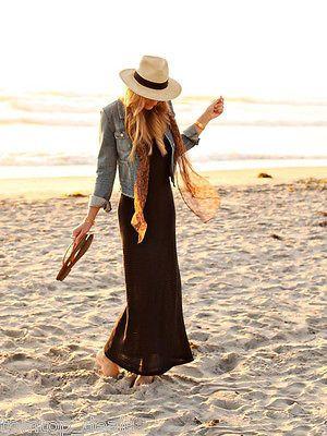 femmes Chapeau De Plage paille plage Panama cap Jazz chapeau large bord hommes