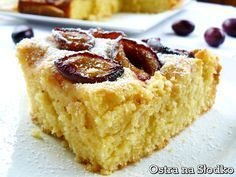 ucierane ze sliwkami , ciasto ze sliwkami , ciasto sliwkowe , pyszne ciasto z owocami , tanie ciasta ze sliwkami , latwe ciasto , ostra na slodko