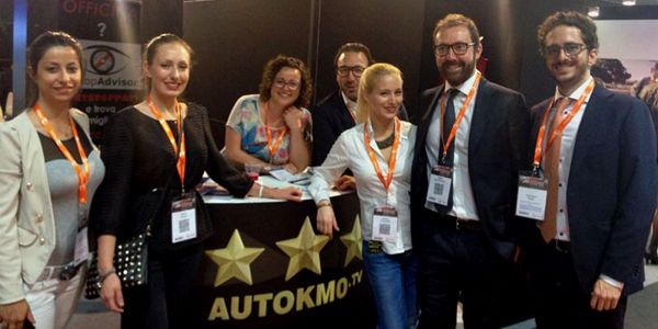 from Kia Italy to Autokm0.tv > Egon Beck Peccoz & Giovanni Prina... you're welcome! #add14