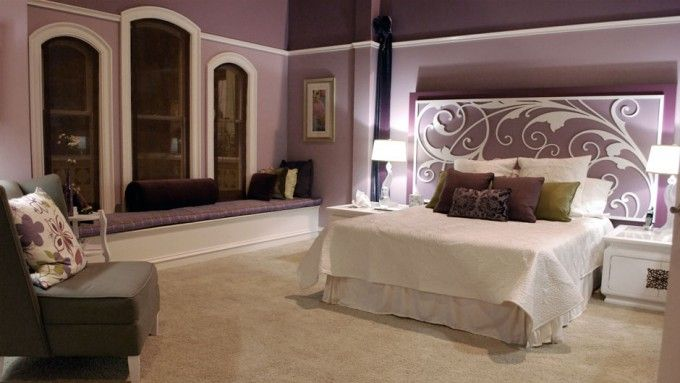 Desperate Housewives:  Ana's Bedroom