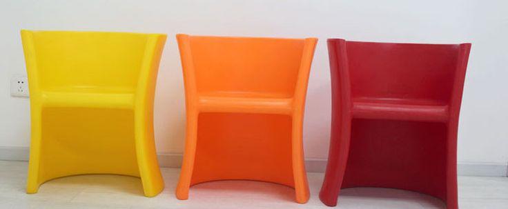 Разноцветные небольшие детские стулья из пластика с полукруглой формой купить и выбрать в интернет-магазине мебели https://lafred.ru/catalog/catalog/detail/35432600439/