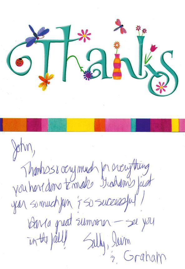 The 25+ best Thank you ecards ideas on Pinterest Ecard maker - donation thank you letter