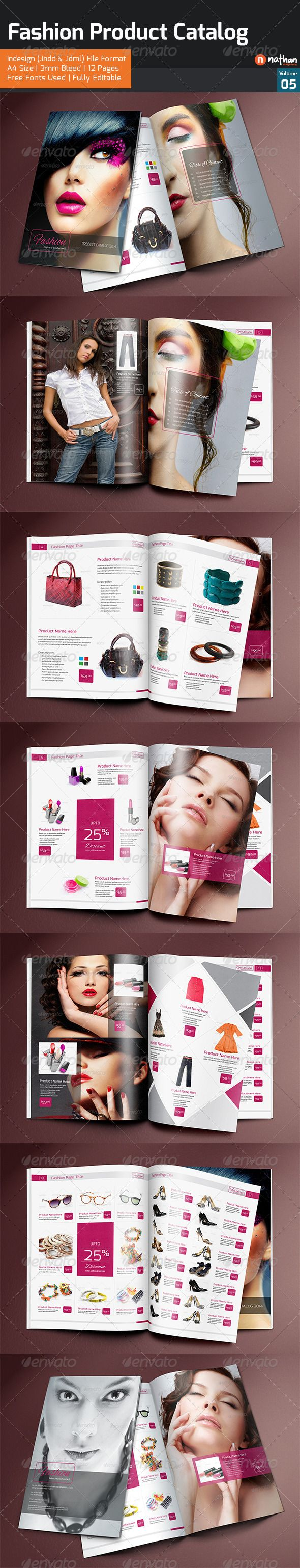 Fashion Product Catalog V5