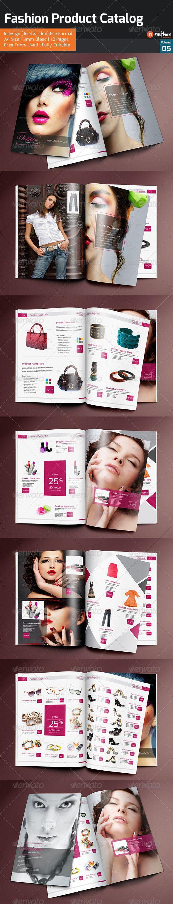 Fashion Product Catalog V5