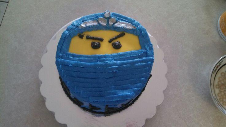 Cake Images Jay : Jay Ninjago kids cake I made.. kids.kids.kids Pinterest