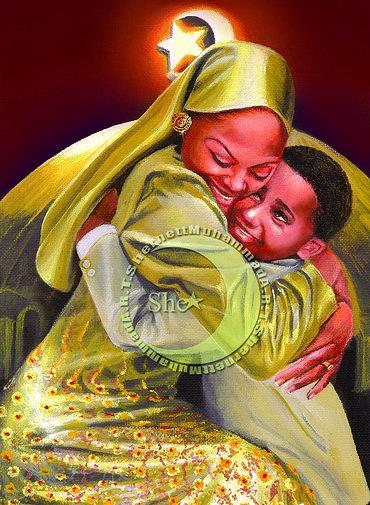 Elijah Muhammad Supreme Wisdom Lessons   Heaven's Embrace: Maryam