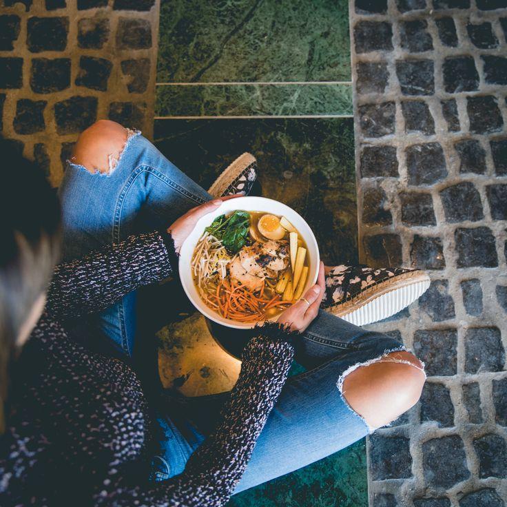 #SaigonSuzy #ChickenRamen #Ramen #Marble #EmeraldMarble #CobbledFlooring #Cobblestone