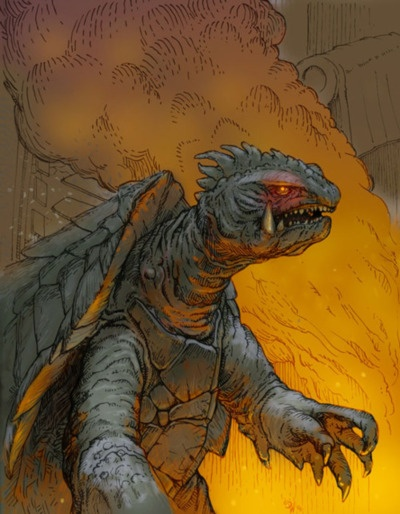 1000+ images about Kaiju (Godzilla & Other Giant Monsters ...
