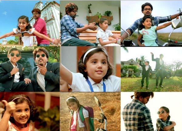 Theri Moive Review Vijay Atlee   துப்பாக்கி மிலிட்டரியை ஓவர்டேக் செய்திருக்கிறதா 'தெறி' போலீஸ்..?! - தெறி விமர்சனம் #theri
