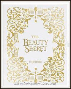 The Beauty Secret LookFantastic Advent Calendar 2015 Beauty Advent Calendar