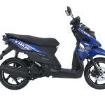 Spesifikasi Yamaha X Ride