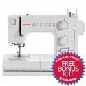 Janome HD1000 Sewing Machine vs.  Janome HD3000 Sewing Machine  http://www.sewvacdirect.com/compare/9325/9326