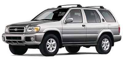 5th. 2000 Nissan Pathfinder