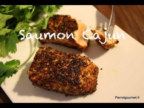 Recette vidéo d'un saumon Cajun, rapide et délicieusement bon