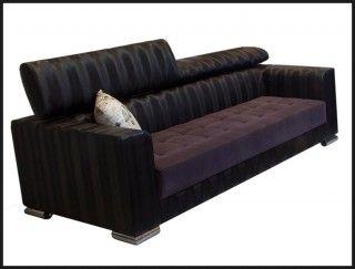 Τριθέσιος-διθέσιος καναπές, ειδικα διαμορφωμένος σε σχεδιασμό και επιλογή υφασμάτων,εντυπωσιάζει από την πρώτη στιγμή.Γυαλιστερό τ...