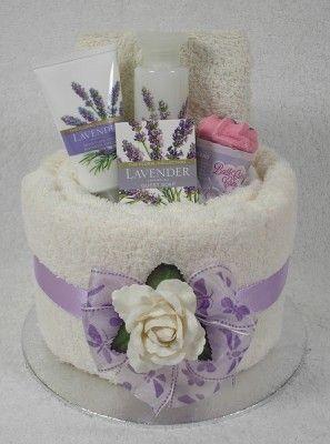 Lavender Pamper Cake
