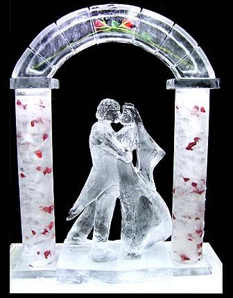 ice sculptures for weddings the 10 top wedding ice sculpture designs