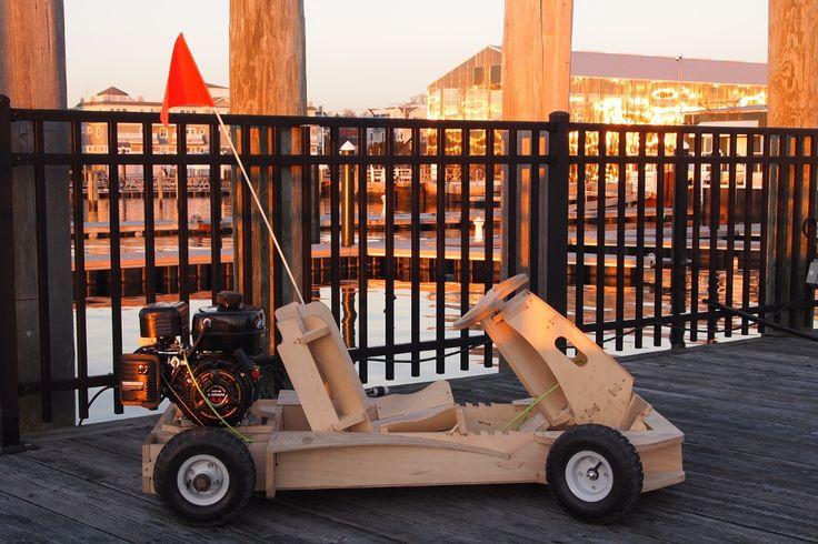 25+ Unique Wooden Go Kart Ideas On Pinterest