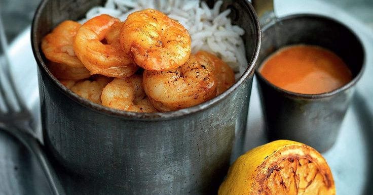 An inviting Goan style king prawn curry with influences of India and Zimbabwe. The creamy and fragrant dish is divine accompanied by a sharp mango salsa.