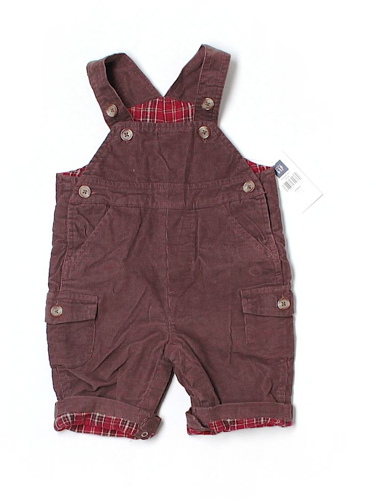 Check it out - Baby Gap Outlet Overalls for $10.99 on thredUP!