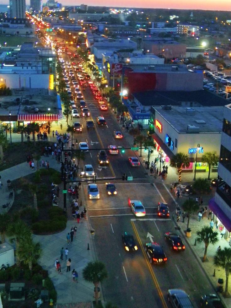 Ocean Boulevard Myrtle Beach South Carolina City Lights Pinterest Sc Ageruch