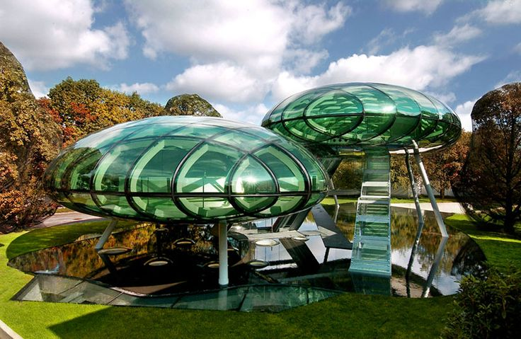 Le Bolle prima della Nuvola... di Fuksas | #Architettura #ThingsILikeToday