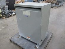 GE 112.5 kVA 480 to 208Y/120 9T23Q3475G03 3PH Dry Type Transformer 480V 112.5kVA (DW0593-1). See more pictures details at http://ift.tt/2rUknWy
