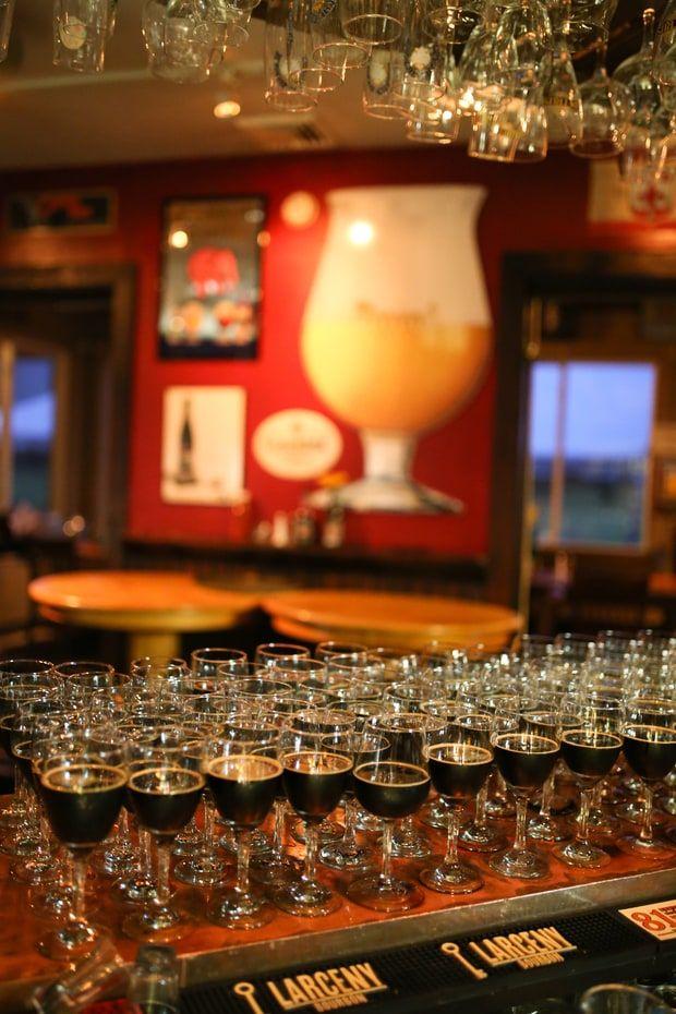 Ebenzer's Pub, Lovell, Maine