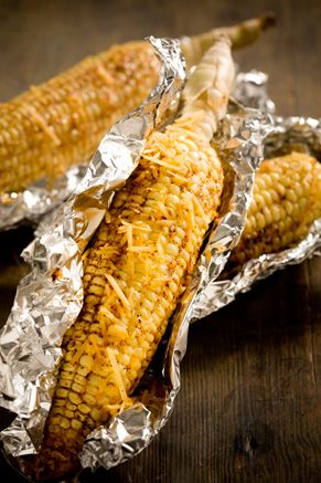 Paula Deen Cheese on the Cob--- AMAZING! =) Bet'cha can't eat just one!!