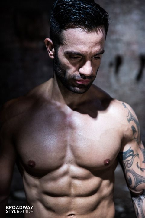 RAMIN KARIMLOO: THE BODY THAT JEAN VALJEAN MADE