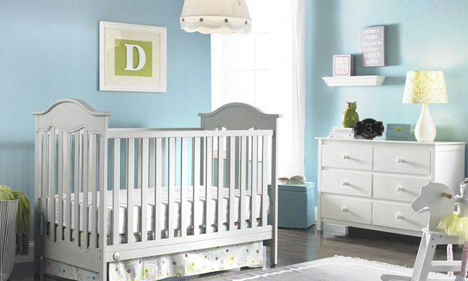 Fisher-Price Charlotte Traditional Crib & Reviews | Wayfair