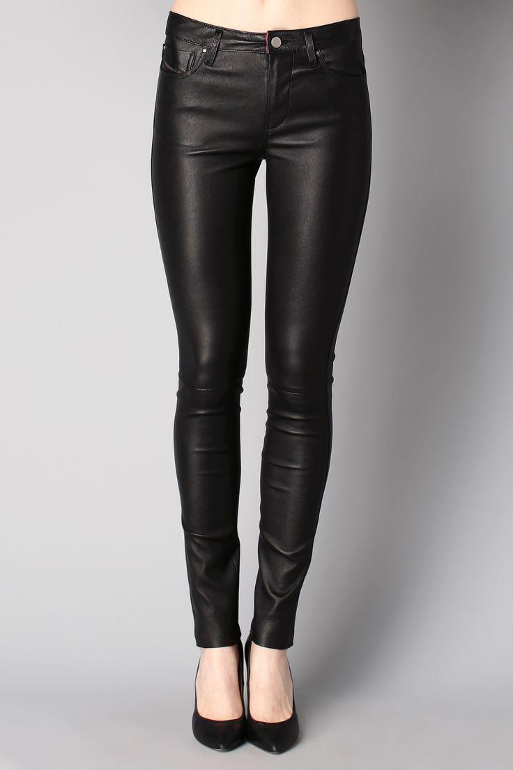 explore pantalon slim noir