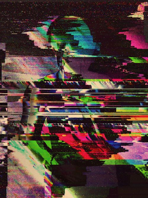 Pin by Tootie Frootie on Storyline | Glitch art, Art ...