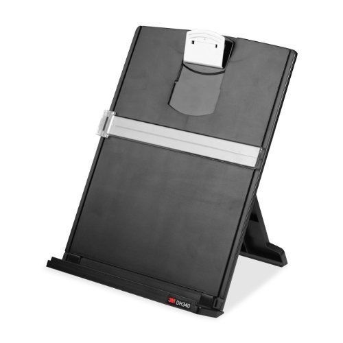 Desktop Paper Document Holder 150 Sheet 3m Office Supplies Organizer Adjustable Document Holder Office Supplies Design Paper Stand