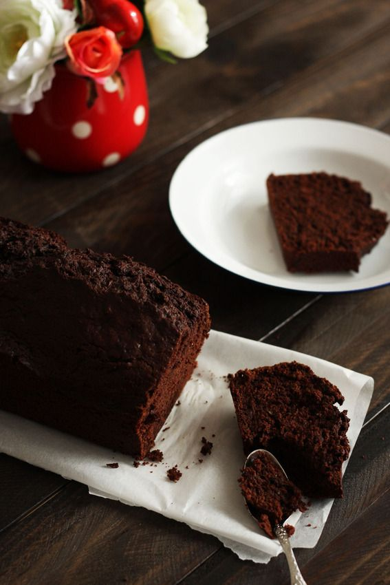 Rich Chocolate Zucchini bread