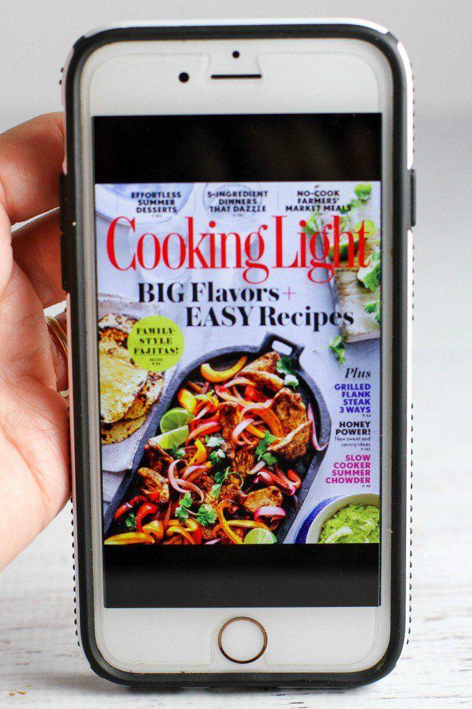 Textúra Magazine App umožňuje neobmedzený digitálny prístup k stovkám najlepších časopisov, vrátane starších číslo a digitálneho obsahu, na smartphonu alebo tabletu.  Pre tých, ktorí sú gurmáni ako ja, to zahŕňa 26 jedlo a varenie časopisy, ktoré poznáte a máte radi, rovnako ako varenie Light, jedlo a víno, čistý Jedlo, plus skvelé časopisy, ktoré ponúkajú aj špeciálne diétne jedlá, ako je Vegetarian Times a bezlepkovú Living.  Skúste to s bezplatnú skúšobnú verziu ešte dnes!