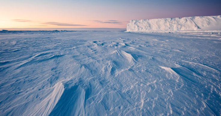 Antarctic Expedition Launches to Measure Changes in the Ice Sheet