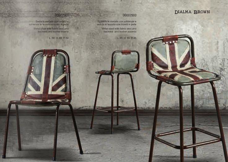 Dialma brown dialma brown bizzotto sedie for Bizzotto arredamenti