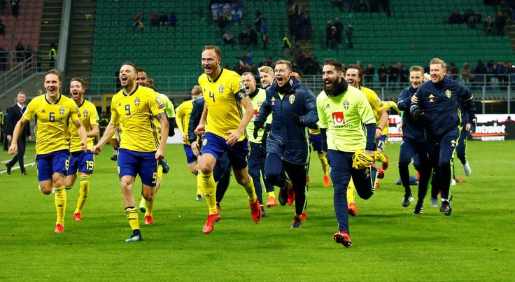 Italia se queda fuera del Mundial y las lágrimas de Buffon anuncian su retirada