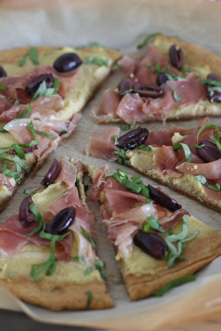 Pizza Capricciosa | Eat Heal Thrive