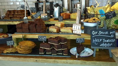 70 Best Images About Great Cafes Cake Display On Pinterest