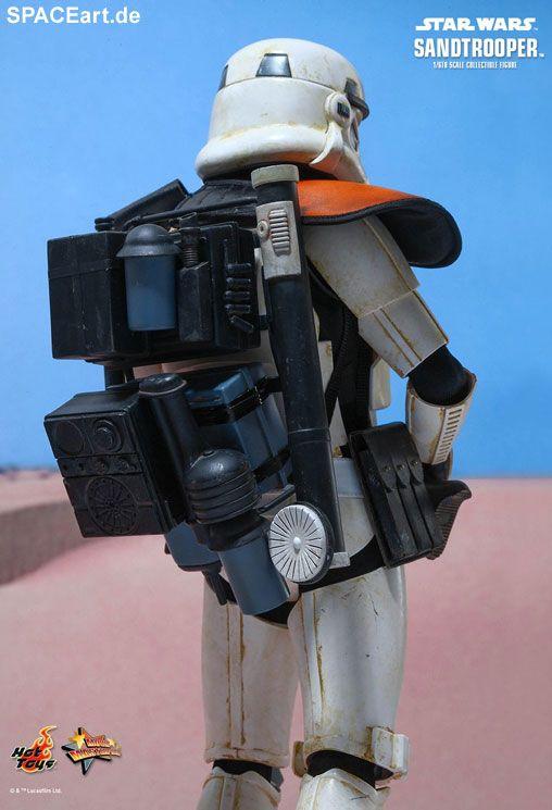Star Wars: Sandtrooper, Deluxe-Figur (voll beweglich) ... https://spaceart.de/produkte/sw077.php