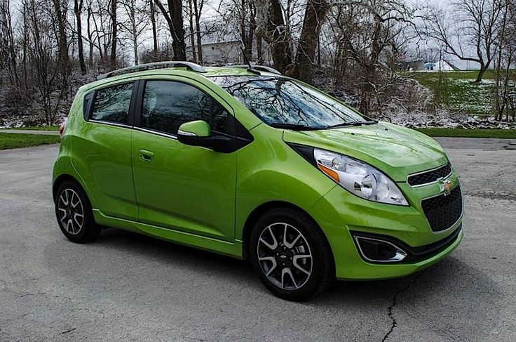 2014 Chevy Spark Review