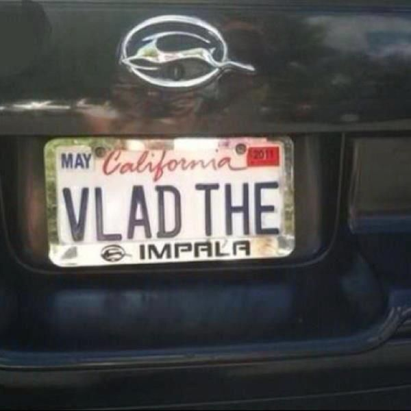 54 Best Images About Funny License Plates On Pinterest Cars License Plates And The Van