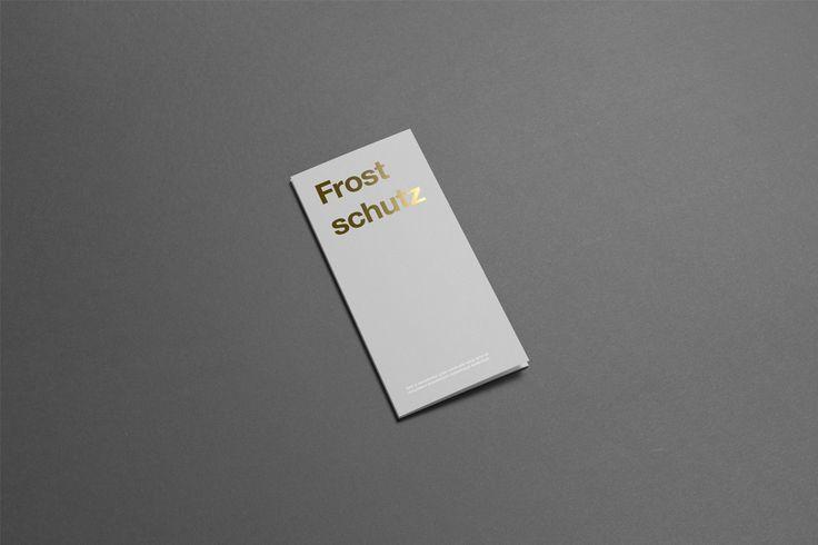 A4 Z-Fold Brochure Mock-Up on Behance